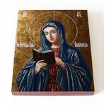 Калужская икона Божией Матери, на доске 13*16,5 см - Иконы