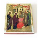 Сретение Господне, 1408 г, икона на доске 13*16,5 см - Иконы