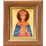 Великомученица Екатерина Александрийская, в широкой рамке 14,5*16,5 см - Иконы