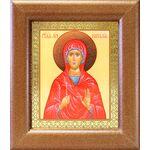 Мученица Наталия Никомидийская, икона в широкой рамке 14,5* 16,5 см - Иконы