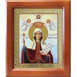 Великомученица Параскева Пятница, икона в рамке 12,5*14,5 см - Иконы