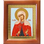 Мученица София Римская, икона в рамке 12,5*14,5 см - Иконы
