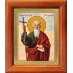Апостол Андрей Первозванный, икона в рамке 8*9,5 см - Иконы