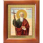 Апостол Андрей Первозванный, икона в рамке 12,5*14,5 см - Иконы