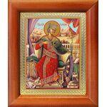Великомученица Екатерина Александрийская, икона в рамке 8*9,5 см - Иконы