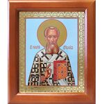 Святитель Григорий Богослов, икона в рамке 12,5*14,5 см - Иконы