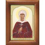 Мученица Лидия Иллирийская, икона в рамке 7,5*10 см - Иконы