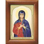 Мученица Раиса Александрийская, Ираида, икона в рамке 7,5*10 см - Иконы