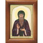 Благоверный князь Олег Брянский, икона в рамке 7,5*10 см - Иконы