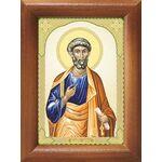 Апостол Петр, икона в рамке 7,5*10 см - Иконы