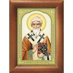 Святитель Тарасий Константинопольский, икона в рамке 7,5*10 см - Иконы