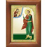 Мученик Вонифатий Тарсийский, икона в рамке 7,5*10 см - Иконы
