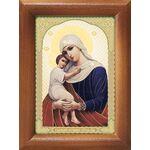 """Икона Божией Матери """"Взыскание погибших"""", рамка 7,5*10 см - Иконы"""
