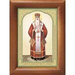 Святитель Афанасий Константинопольский, Лубенский, рамка 7,5*10 см - Иконы