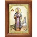 Святитель Иоасаф, епископ Белгородский, икона в рамке 7,5*10 см - Иконы