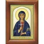 Мученица Зоя Атталийская, икона в рамке 7,5*10 см - Иконы