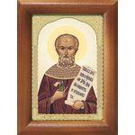 Преподобный Сампсон Странноприимец, икона в рамке 7,5*10 см - Иконы