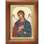 Архангел Иегудиил, икона в рамке 7,5*10 см - Иконы