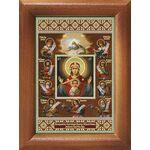 """Икона Божией Матери """"Знамение"""" Курская-Коренная, рамка 7,5*10 см - Иконы"""