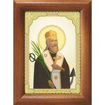 Священномученик Климент Папа Римский, икона в рамке 7,5*10 см - Иконы