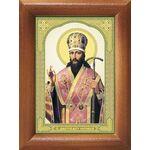 Святитель Димитрий Ростовский, митрополит, икона в рамке 7,5*10 см - Иконы
