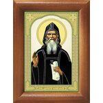 Преподобный Лаврентий Черниговский, икона в рамке 7,5*10 см - Иконы