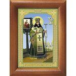 Святитель Феодосий Черниговский, икона в рамке 7,5*10 см - Иконы