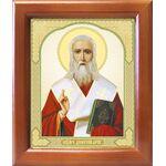 Апостол от 70-ти Дионисий Ареопагит, икона в рамке 12,5*14,5 см - Иконы
