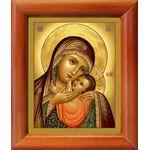 Касперовская икона Божией Матери, рамка 8*9,5 см - Иконы
