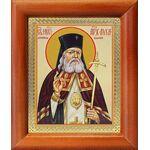 Святитель Лука архиепископ Крымский, икона в рамке 8*9,5 см - Иконы