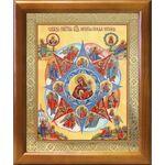"""Икона Божией Матери """"Неопалимая Купина"""", рамка 17,5*20,5 см - Иконы"""