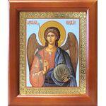 Михаил Архангел, Архистратиг, икона в рамке 12,5*14,5 см - Иконы