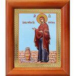 """Икона Божией Матери """"Геронтисса"""", рамка 8*9,5 см - Иконы"""