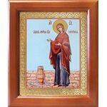 """Икона Божией Матери """"Геронтисса"""", рамка 12,5*14,5 см - Иконы"""