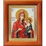 Иверская икона Божией Матери, рамка 8*9,5 см - Иконы