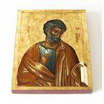Апостол Петр, икона на доске 13*16,5 см - Иконы