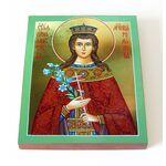 Великая княжна Анастасия Романова, икона на доске 13*16,5 см - Иконы