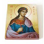 Великая княжна Мария Романова, икона на доске 13*16,5 см - Иконы