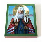 Святитель Иов, патриарх Московский, икона на доске 13*16,5 см - Иконы