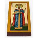Благоверная Ариадна Византийская, царица, доска 7*13 см - Иконы