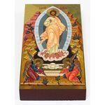 Воскресение Христово, икона на доске 7*13 см - Иконы