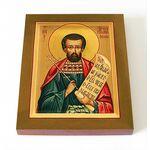 Мученик Ариан Антинойский, икона на доске 8*10 см - Иконы