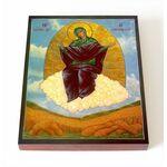 """Икона Божией Матери """"Спорительница хлебов"""", печать на доске 8*10 см - Иконы"""