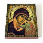 Табынская икона Божией Матери, доска 8*10 см - Иконы