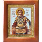 Великомученик Артемий Антиохийский, икона в рамке 12,5*14,5 см - Иконы