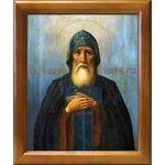 Преподобный Симеон Столпник Дивногорец, икона в рамке 17,5*20,5 см - Иконы