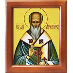 Апостол от 70-ти Аристарх Апамейский, икона в рамке 12,5*14,5 см - Иконы