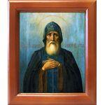 Преподобный Симеон Столпник Дивногорец, икона в рамке 12,5*14,5 см - Иконы