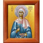 Преподобномученица Параскева Римская, икона в рамке 8*9,5 см - Иконы