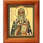 Святитель Гурий Таврический, архиепископ, икона в рамке 8*9,5 см - Иконы